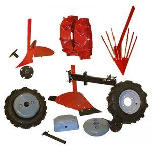 kit complet pour motoculteur vario et aro pro