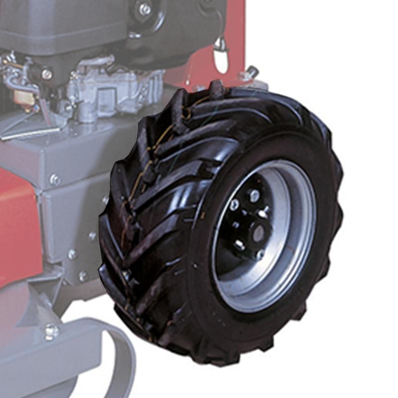 Le kit roues increvables pour L SENIOR pour une longue durée de vie