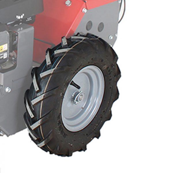 Le kit roues increvables pour TOUNDRA pour une longue durée de vie