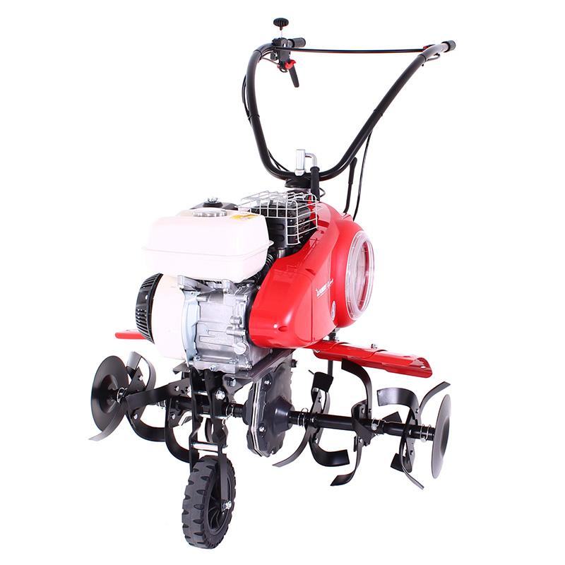 Le motoculteur transformable quatro junior 60h pour tous les travaux à réaliser dans un jardin potager