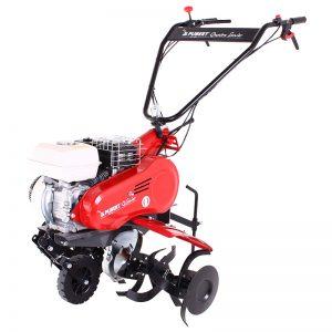 Le motoculteur transformable Quatro senior 60H D est adaptée pour tous les travaux à réaliser dans un jardin potager